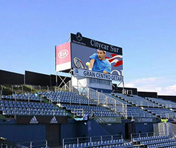 Spanish stadium P10 outdoor 50 square meters