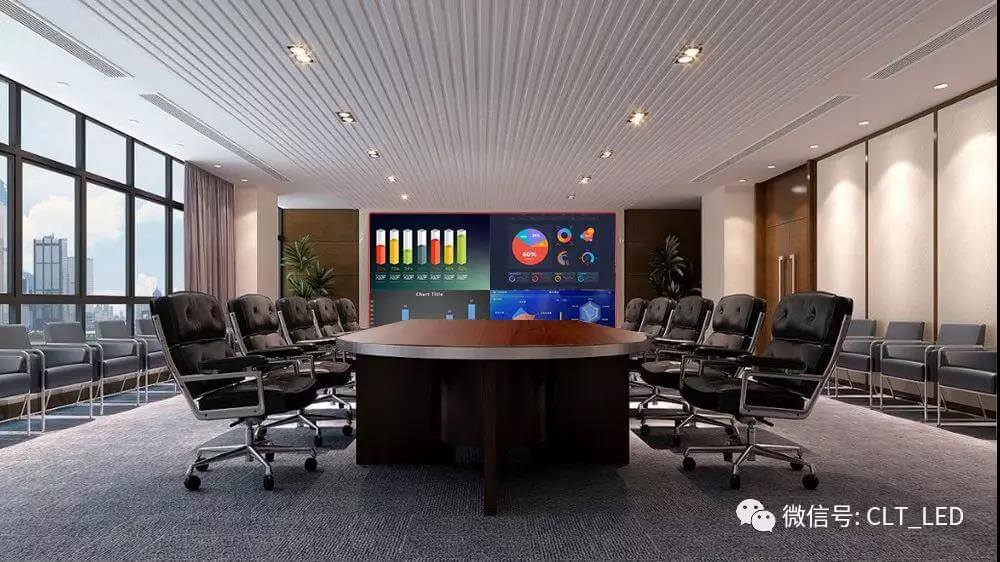 Global Debut CLT 3rd Generation X-Board  Smart& Commercial LED Display